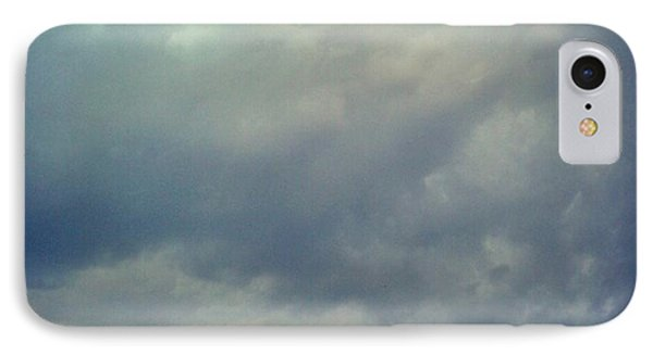 #sky #clouds #nature #andrography Phone Case by Kel Hill