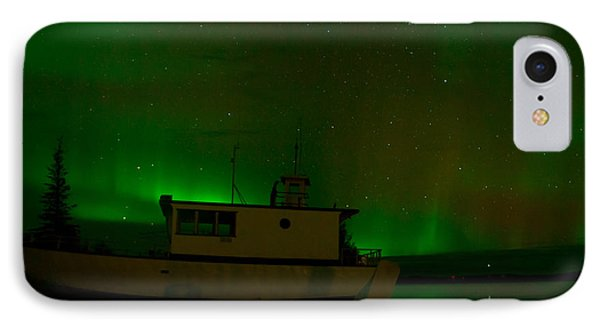 Sky Of Green Phone Case by Darren Langlois