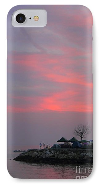 Sky Vibes IPhone Case by Jesse Ciazza