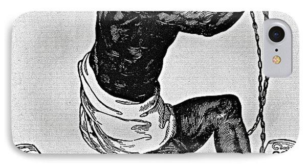 Slavery: Abolition, 1835 Phone Case by Granger