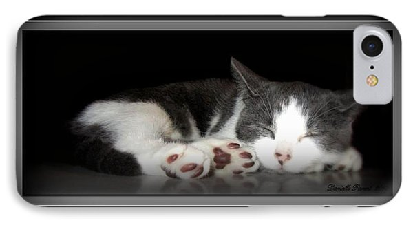 IPhone Case featuring the photograph Sleeping Beauty by Danielle  Parent