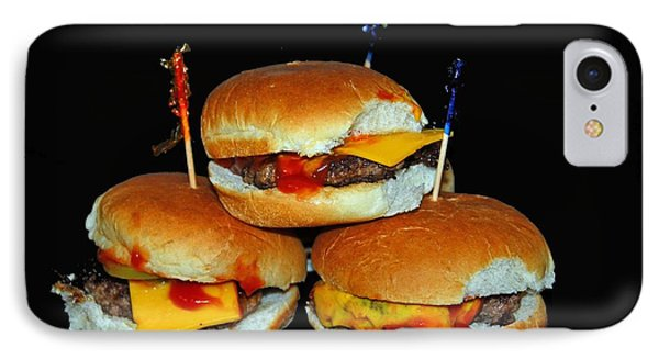 Sliders IPhone Case by Cindy Manero