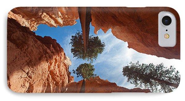 Slot Canyon Phone Case by Greg Dimijian