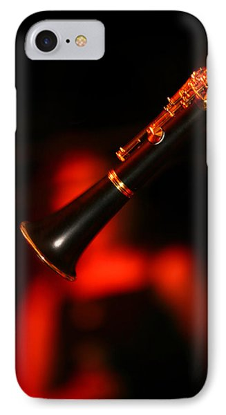 Slow Jazz IPhone Case by Lon Casler Bixby