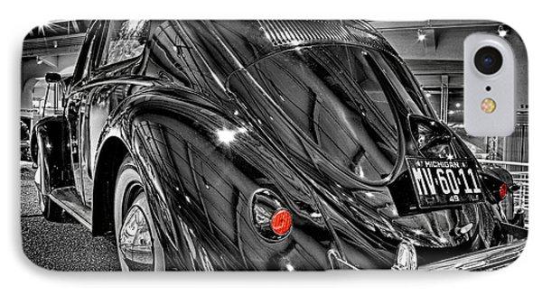 Slug Bug Phone Case by Nicholas  Grunas