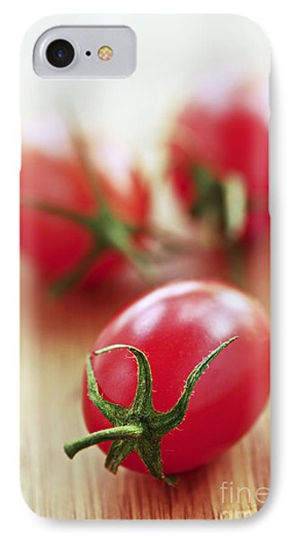 Small Tomatoes IPhone Case by Elena Elisseeva