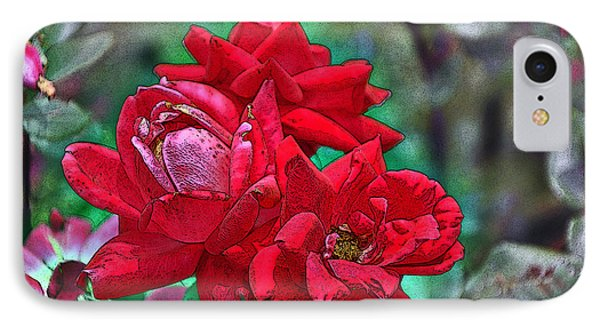Smell The Roses Phone Case by Paul Mashburn