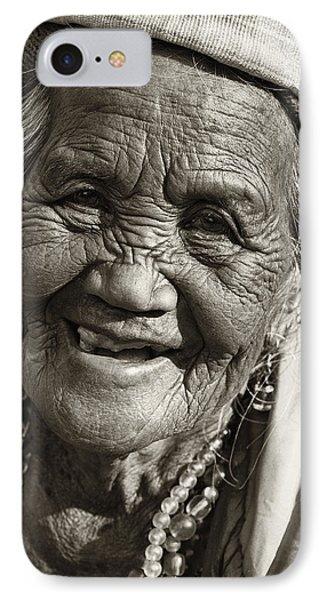 Smile Phone Case by Skip Nall