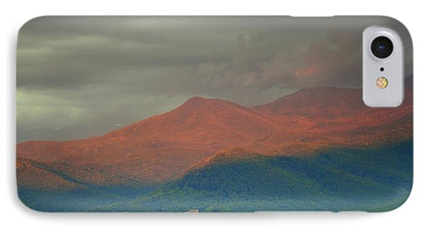 Smoky Mountain Way Phone Case by Frozen in Time Fine Art Photography