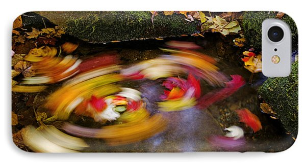 Smoky Mountain Whirlpool Phone Case by Rich Franco