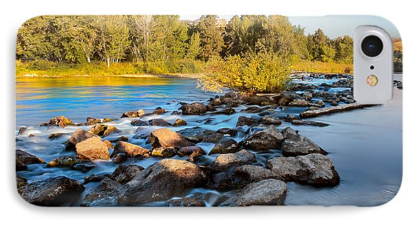 Smooth Rapids Phone Case by Robert Bales