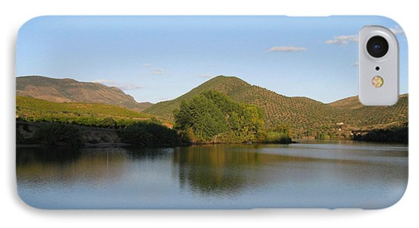 Smooth Sailing On The Douro Phone Case by Arlene Carmel