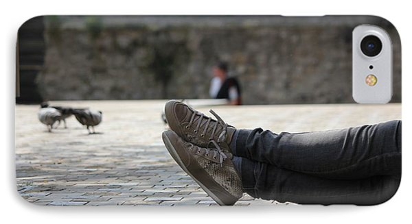 Sneakers IPhone Case by Rdr Creative