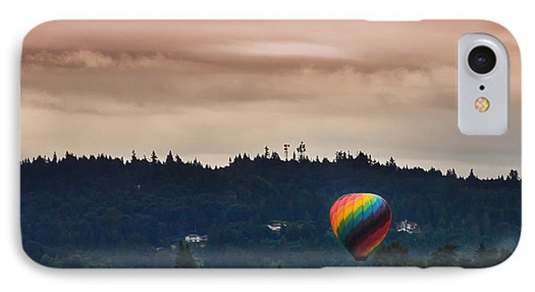 Snohomish Baloon Ride IPhone Case