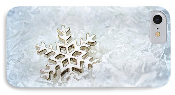 Snowflake Phone Case by Darren Fisher