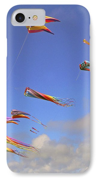 Soaring With The Clouds Phone Case by Pamela Patch