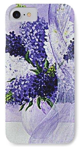 Soft Breeze Phone Case by Kume Bryant
