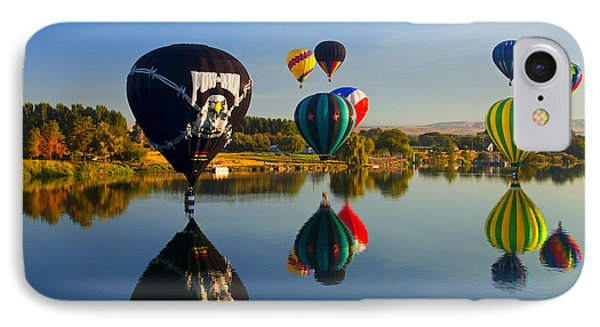 Soft Landings Phone Case by Mike  Dawson