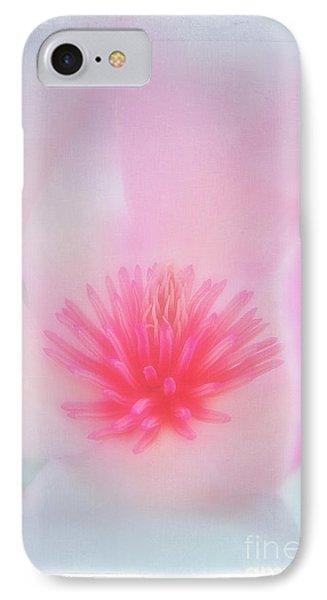 Soft Magnolia Phone Case by Judi Bagwell