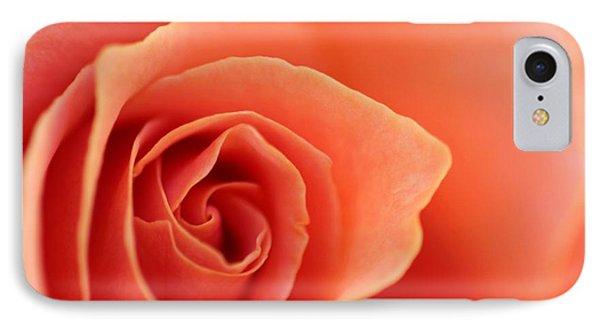 Soft Rose Petals Phone Case by Henrik Lehnerer