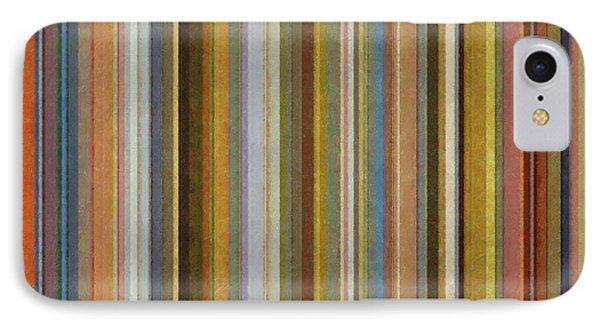Soft Stripes Ll Phone Case by Michelle Calkins