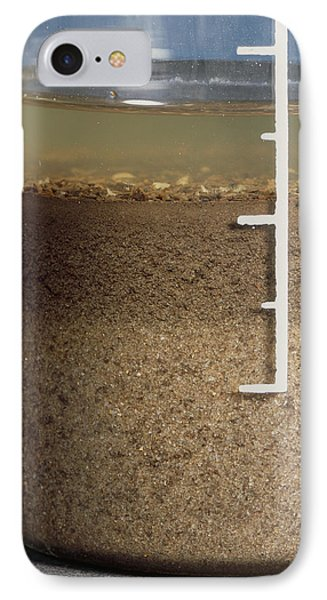 Soil Analysis Phone Case by Sheila Terry