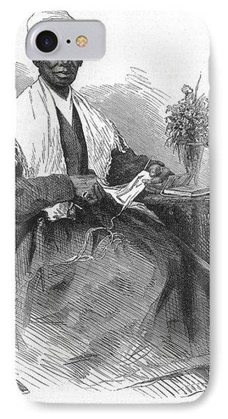 Sojourner Truth (d.1883) Phone Case by Granger