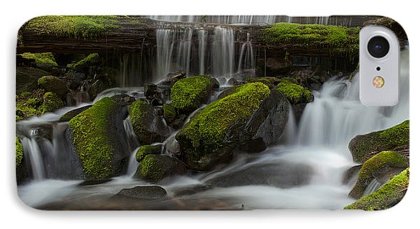 Sol Duc Stream Phone Case by Mike Reid