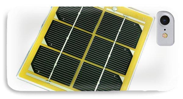 Solar Cell Phone Case by Friedrich Saurer