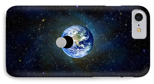 Solar Eclipse Phone Case by Bruce Iorio