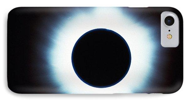 Solar Eclipse Phone Case by Stocktrek Images