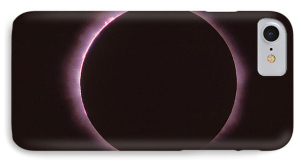 Solar Prominence And Chromosphere Phone Case by Science Source