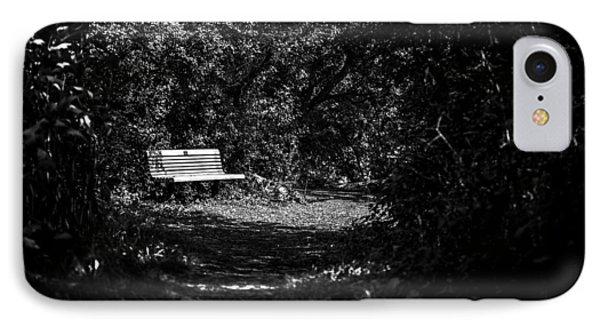 Solitude Phone Case by CJ Schmit