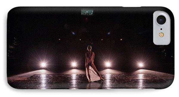 Solo Dance Performance Phone Case by Scott Sawyer
