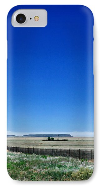 IPhone Case featuring the photograph Somewhere On Hwy 285 Number One by Lon Casler Bixby