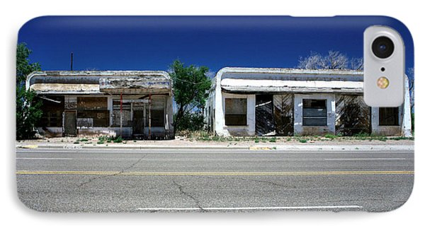 IPhone Case featuring the photograph Somewhere On Hwy 285 Number Two by Lon Casler Bixby