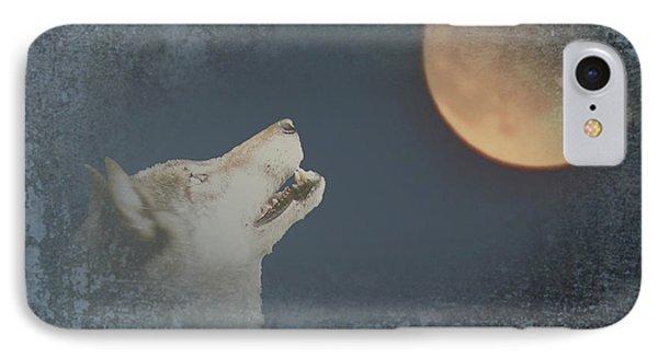 Song To The Moon Phone Case by Debra     Vatalaro