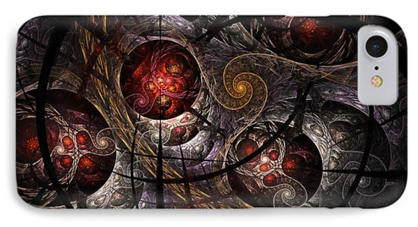 IPhone Case featuring the digital art Soul Of Osiris by NirvanaBlues