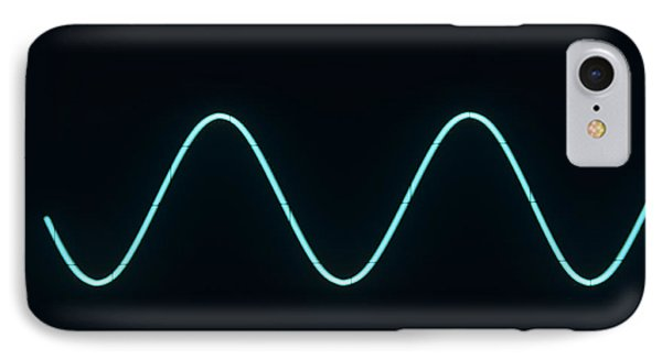 Sound Wave Phone Case by Andrew Lambert Photography