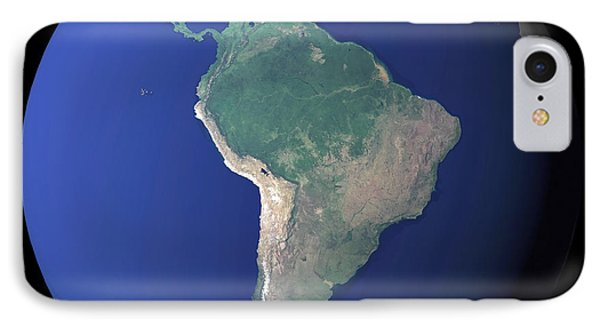 South America Phone Case by Stocktrek Images