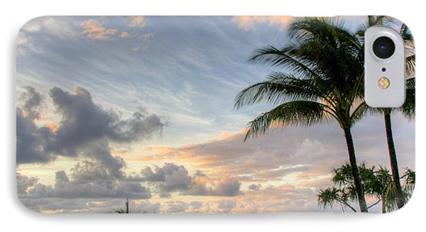 South Seas Sunset Phone Case by John  Greaves