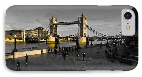 Southbank London  Phone Case by David Pyatt