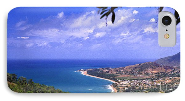 Southeast Coast  Panoramic Route Phone Case by Thomas R Fletcher