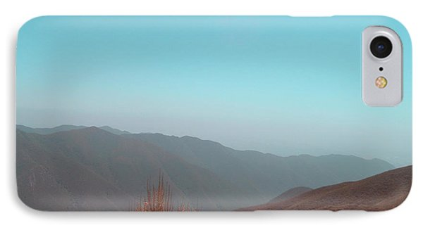 Southern California Mountains 2 IPhone Case