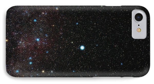 Southern Milky Way Phone Case by Eckhard Slawik