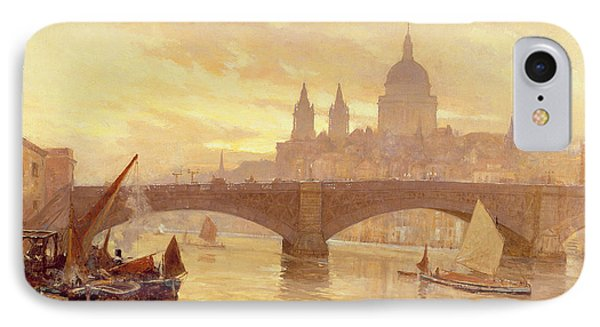Southwark Bridge IPhone Case