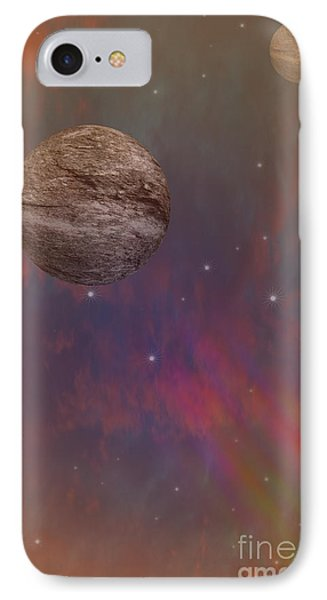 Space Phone Case by Brian Roscorla