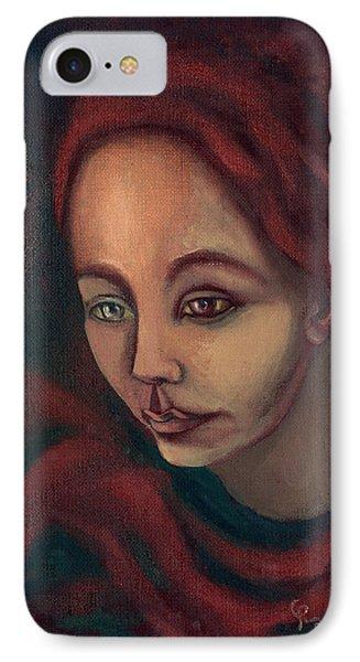 Spanish Ginger  IPhone Case by Rachel Hershkovitz