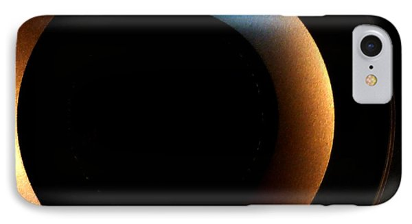 IPhone Case featuring the photograph Sphere by Newel Hunter