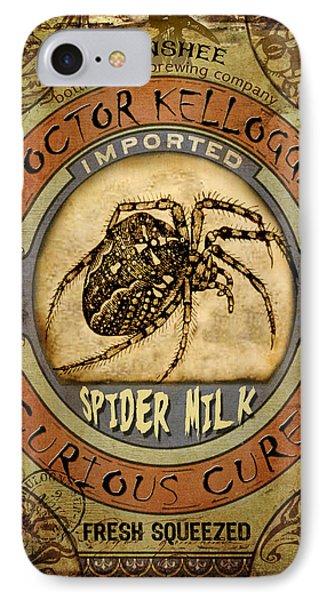 Spider Milk Digital Art By Nada Meeks